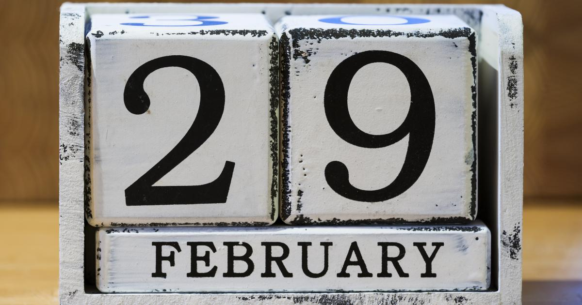 Why is February So Weird?